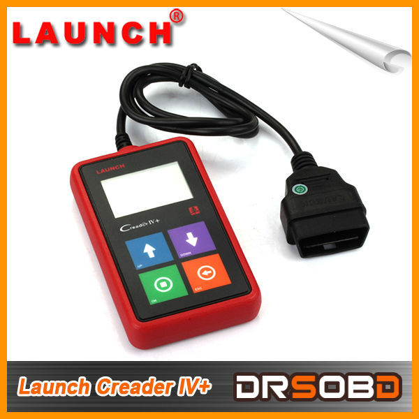Launch X431 Code Scanner CREADER IV+ Keypad with WIN 8 Style