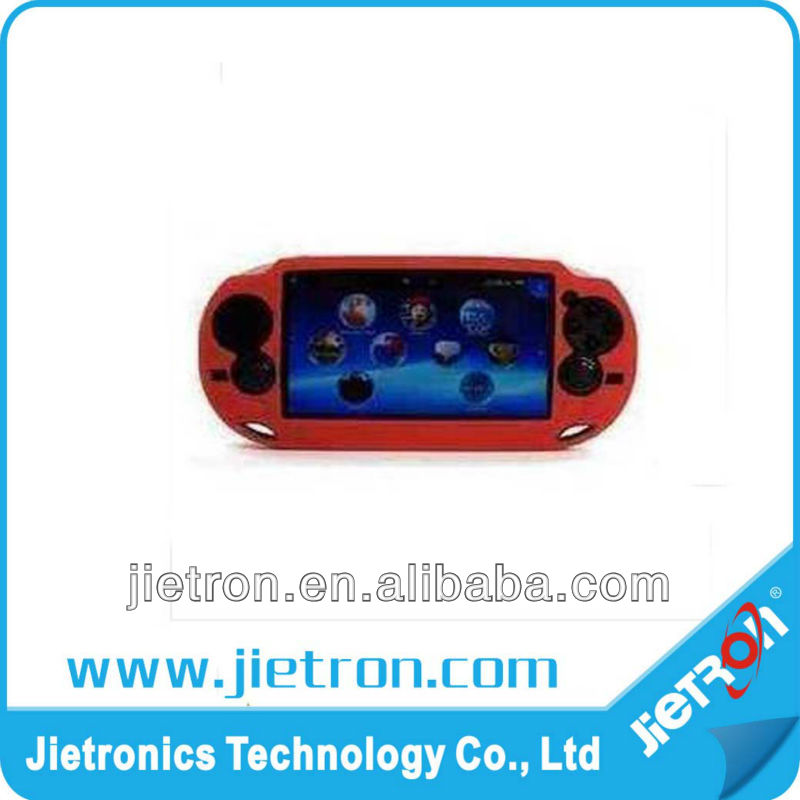 Silicone Sleeve Case for PSP Vita Controller