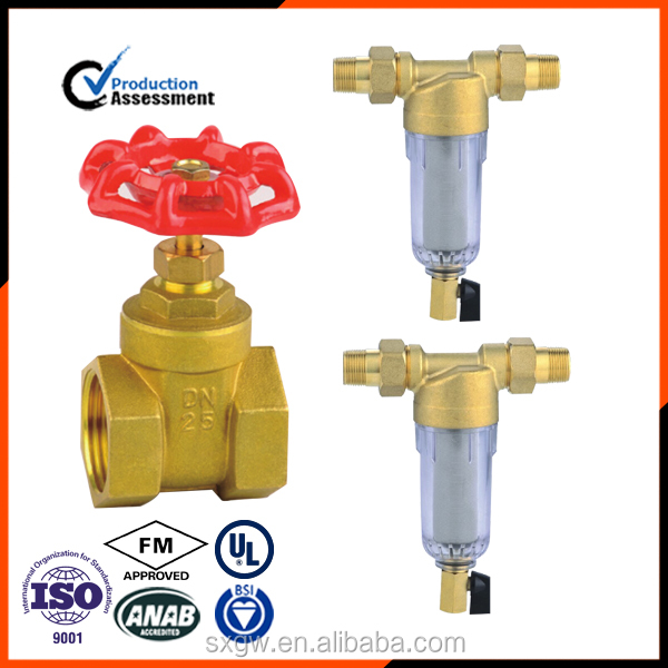 GOOD QUALITY BRASS VALVES FEMALE WITH NPT