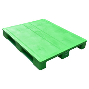1200x1000x150 mm HDPE solid deck hygienic plastic pallet prices