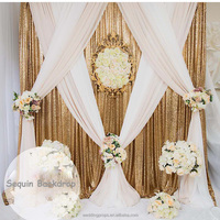 Reception Decors Wedding Supplies Wedding Stage Decoration Backdrop