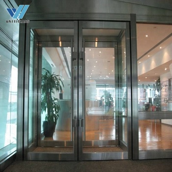 Fire-resistant 90 minutes 120 minutes fireproof glass for safety door