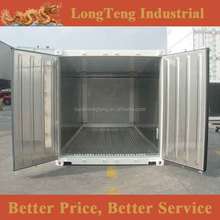 Brand new 20ft reefer recipiente de transporte de peixe