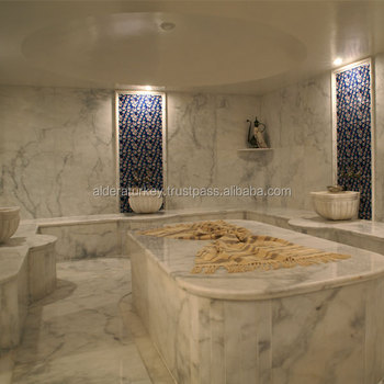 Turkish Bath Hammam Hamam Basins Bathouse Sauna Turkey Build Up