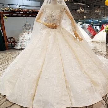 Jancember Ls097410 Gading Ball Gown Bling Pernikahan Gaun Malam Alibaba Gaun Pengantin Muslim Untuk Wanita Gemuk Buy Alibaba Muslim Gaun Pengantin