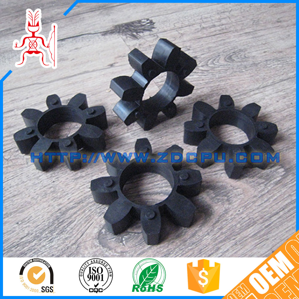 Various hardness high quality impermeability OEM customized molded rubber parts