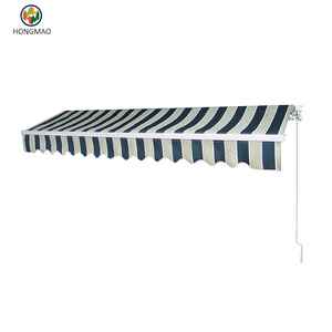 Waterproof Retractable Patio Awnings and Canopies for Doors Dining