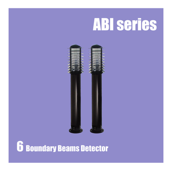 Wired 6 Boudary Beams Digital Active Infrared Detector