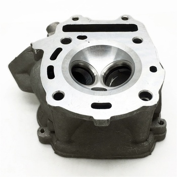 Cylinder Head Assembly With Valves For Gy6 50cc 139qmb Scooter Moped - Buy  50cc Cylinder Head,Scooter Cylinder Head,Scooter Gy6 Parts Product on