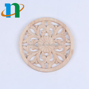 beautiful carved decorative solid antique wooden ornaments