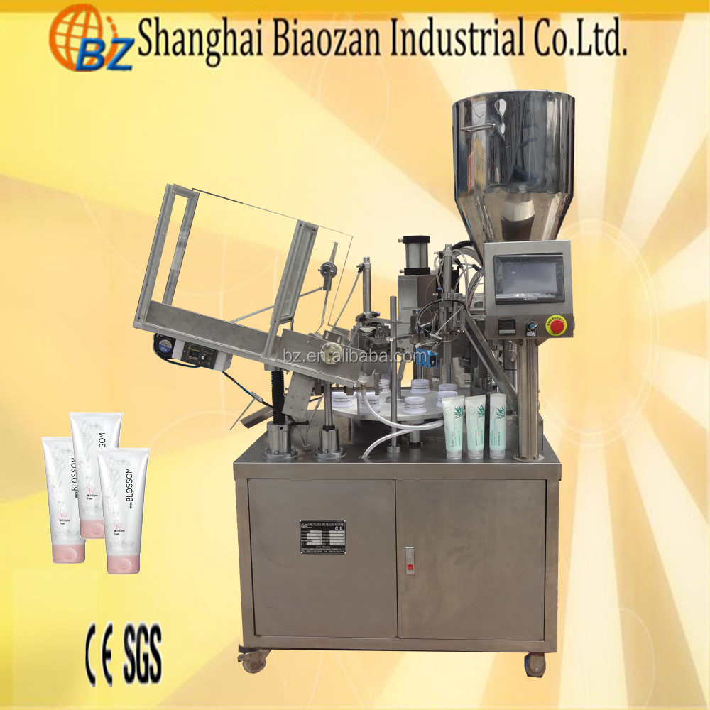 Full Automatic Rotary Plastic Cup Filling and Sealing Machine for jelly/cream/paste/coffee/milk/yogurt