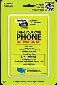 straight talk byop wont activate