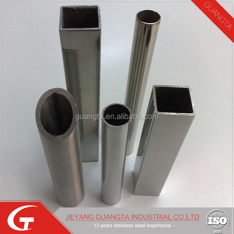 New products market Stainless Steel Pipe Prices in foshan