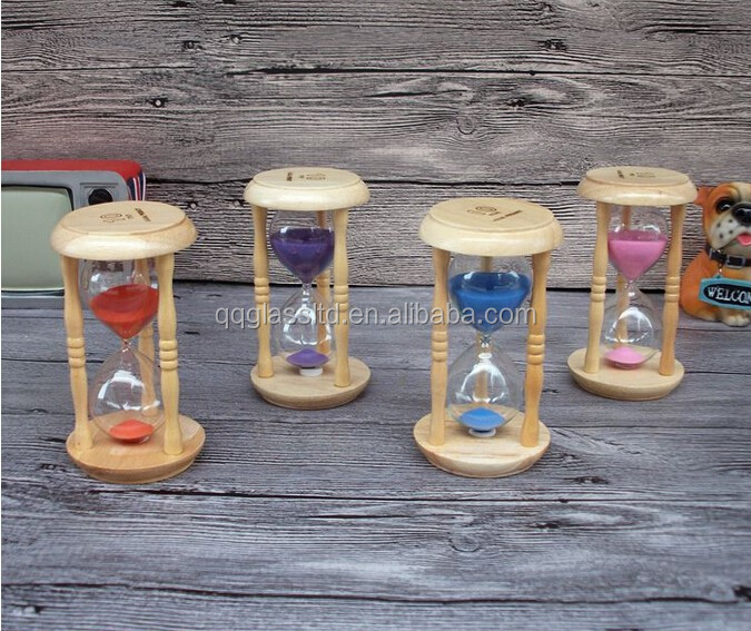 Wooden Round Timer Hourglass 10 Minutes - Buy Tea Hourglass Timer,Hourglass  Sand Timer 15 Minute,Liquid Hourglass Timer Product on Alibaba com