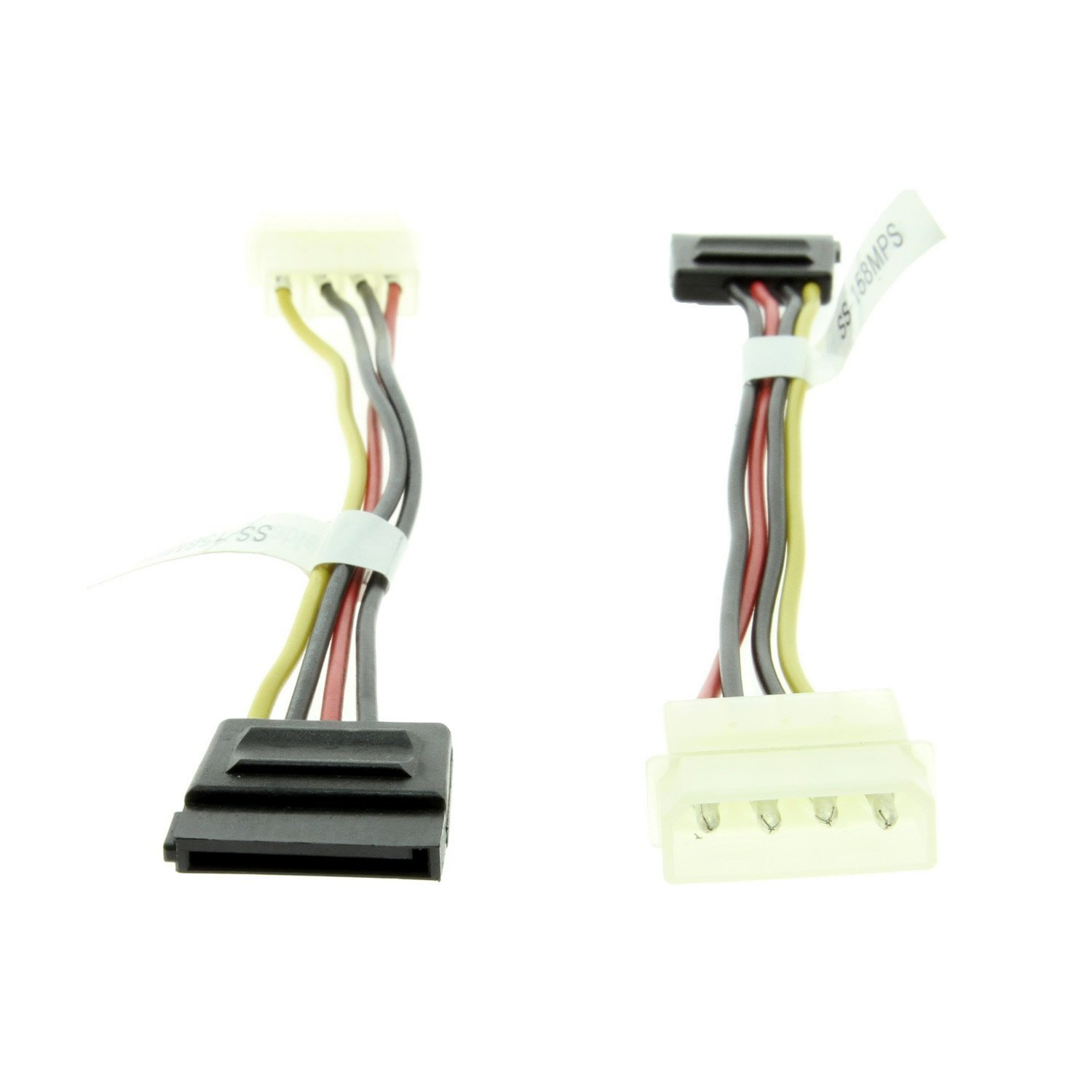 SATAGear Power Molex 4-position to one 15-position Serial ATA Adapter