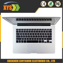 13.3inch aluminium Core I7 5500U laptop notebook computer 1920*1080 HD screen 4GB 500GB I7 used computer laptop and laptops