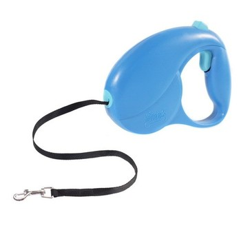Sample Available Nylon And Abs Retractable Double Dog Leashes