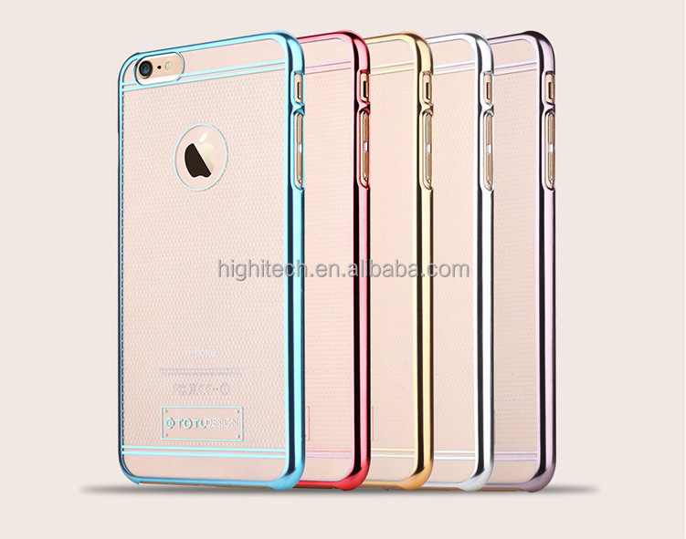Totu Jane Series-stars Extra Thin Pc Back Case Cover For Iphone 6 ...