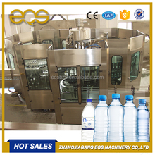 3 in 1 Mineral Water Filling Machine Automatic Drinking Water Plant
