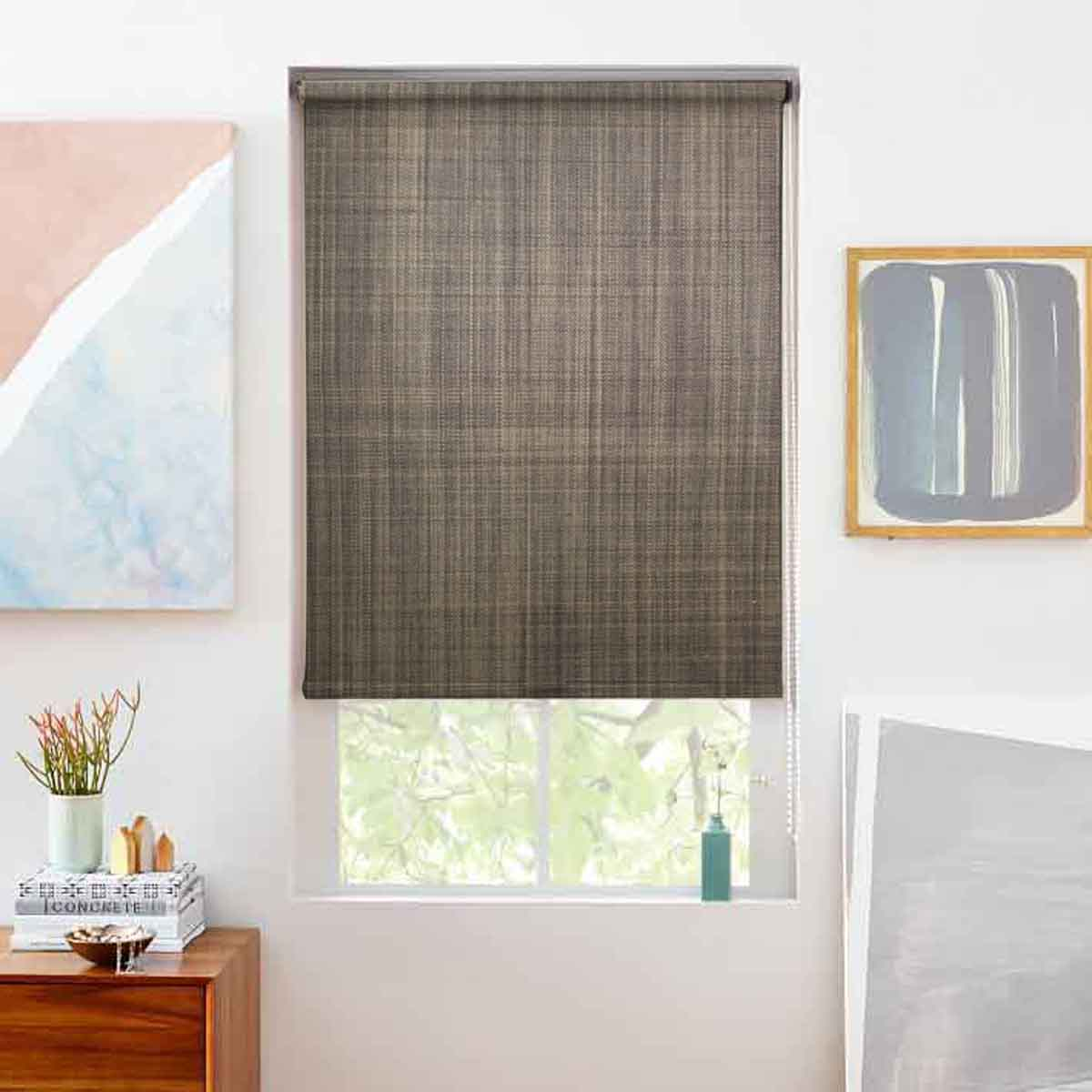 High Quality Linen Fabric Roller Blinds And Shades For Home Office Buy Linen Fabric Roller Blinds Fabric Shades Roller Shades For Office Product On Alibaba Com