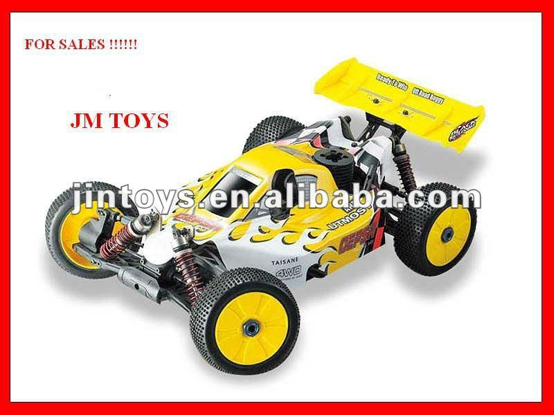 1:24 off-country rc car nitro