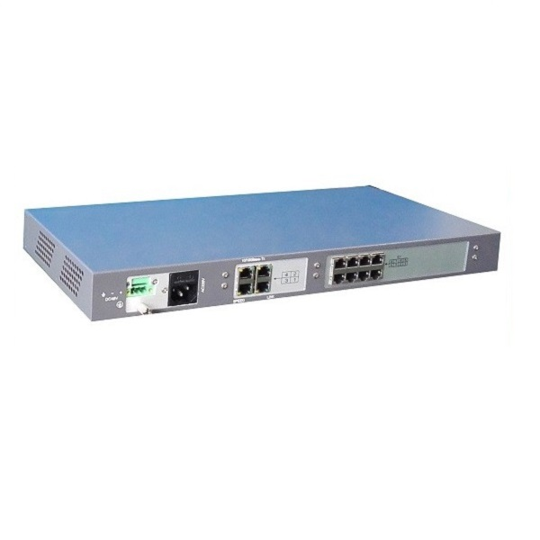 China Supplier 8E1 to Ethernet Converter