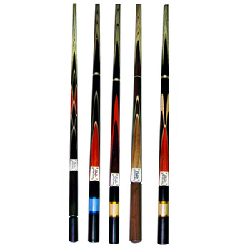 "Billiard Snooker Cue 58"" Canadian Maple 10mm Pro Tip Mixed Weights Snooker cue stick Improve Your Game Room"