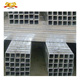 HIGH STRENGTH SQUARE/RECTANGULAR PRE GALVANIZED STEEL PIPE/TUBING