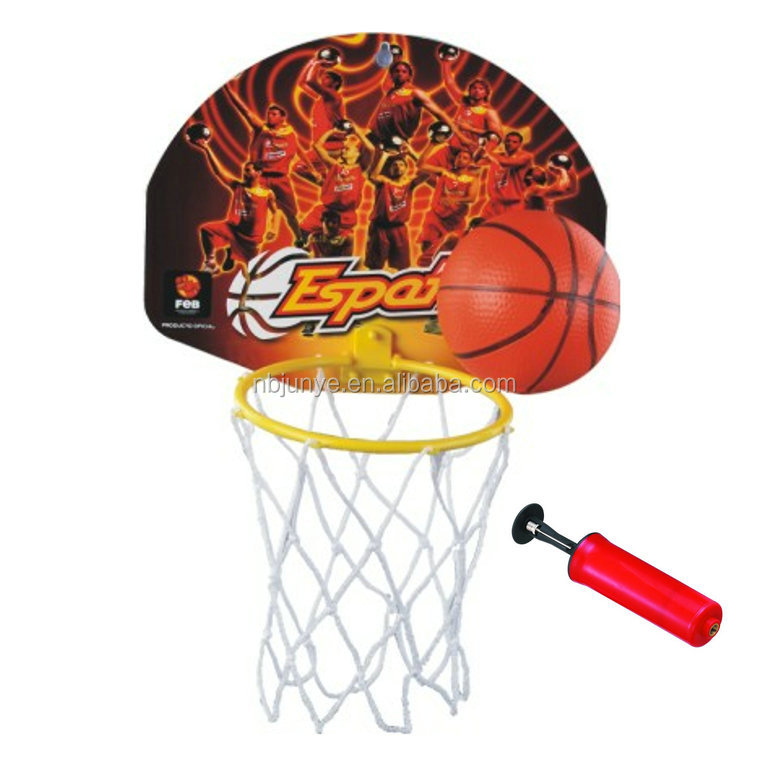 Sticker on Door Desk basketball backboard