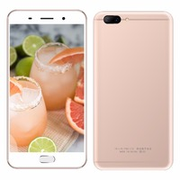 China cheap OEM 4G LTE 5.5 inch smartphone Android 7.0 mobile phone Quad core VOLTE cell phone with OTG function