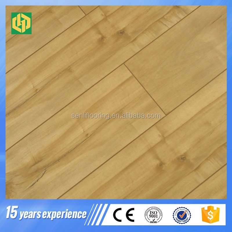 Factory sale direct good price click laminate flooring wood