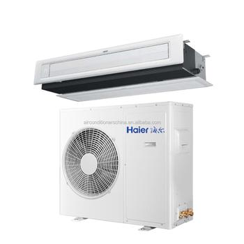haier ac unit. 2017 haier duct split air conditioner ac unit n