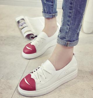 The new style sweet trend soft exquisite craft morbidezza new tide casual ladies shoes