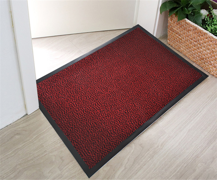 Keep fioors clean and dry cut pile carpet