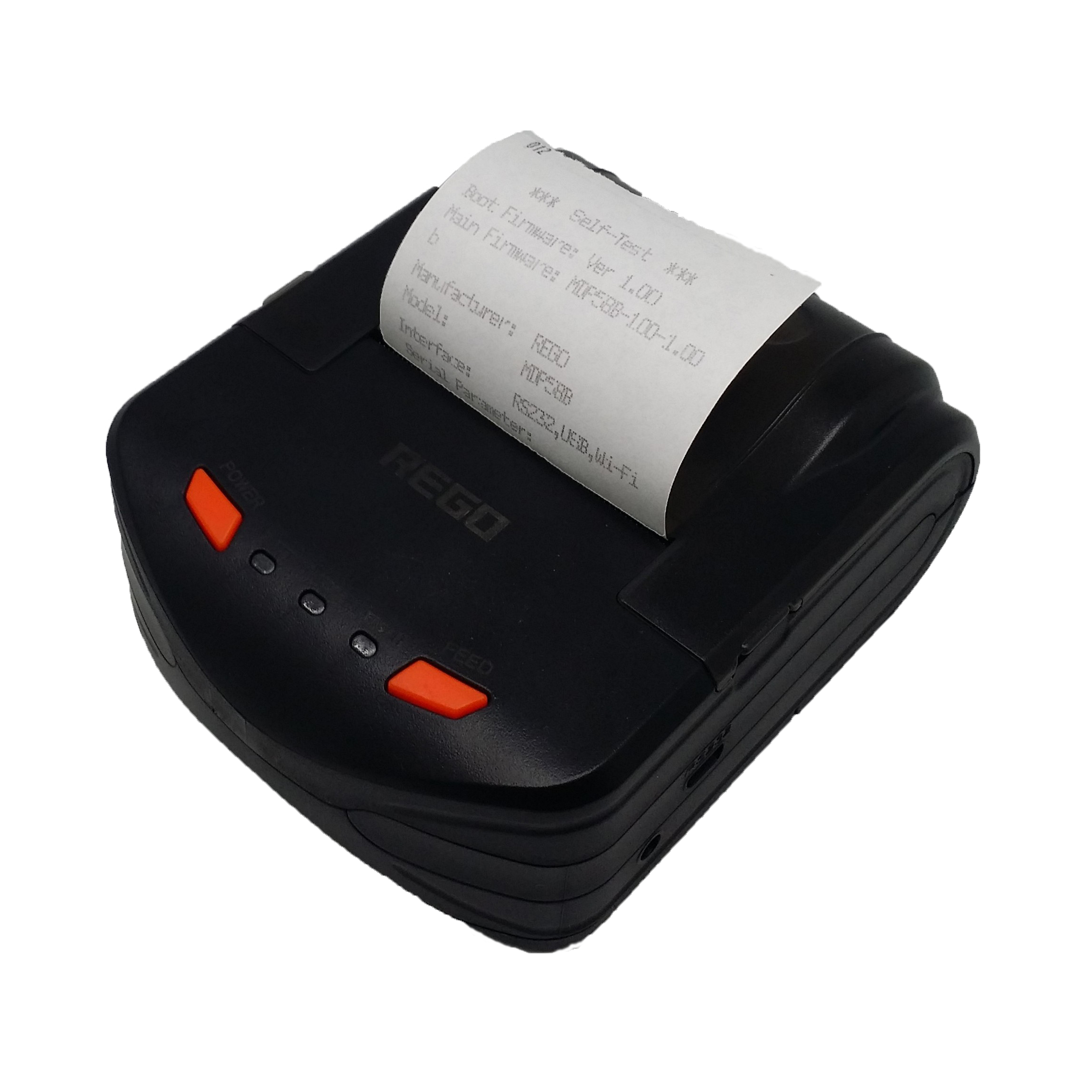 Best Supplier 58Mm Bluetooth Handheld  Printer Android Mobile  Printer