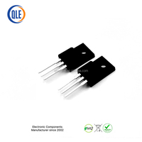 New Energy Vehicles 8N65F To-220F Mosfet 8N65F IC Mosfet