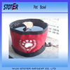 2016 hot new portable travel pet dog food container