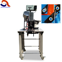 High Quality Hand Press Eylet Punching Machine
