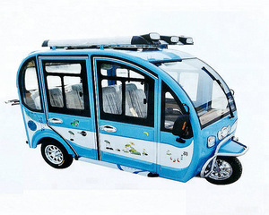 simple purchase with the real price seenwon brand 4 seats passenger electric tricycle