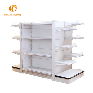 2018 Guangzhou Top Quality Competitive Price Supermarket Rack / Gondola Shelving/Grocery Shelves For Sale