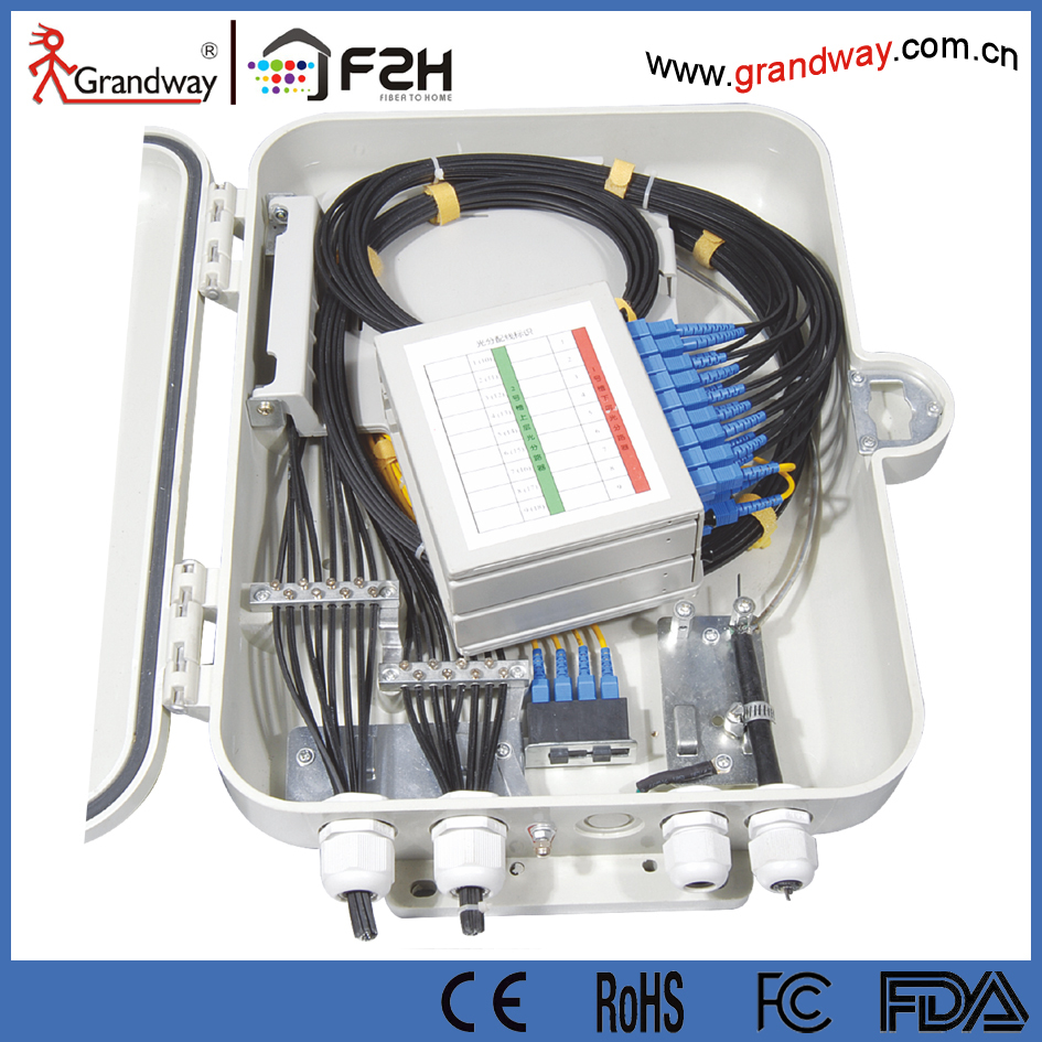 1*16 splitter ftth ODP (Optical Distribution Point) optical distribution box