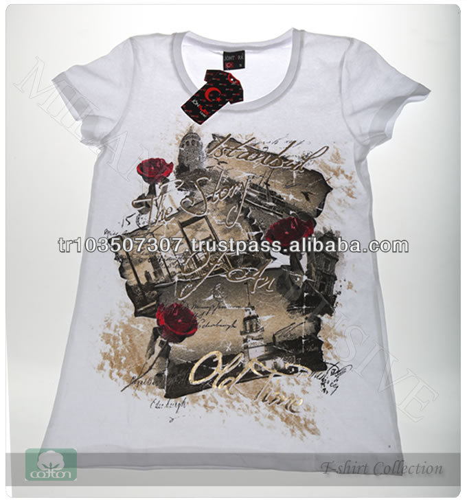 white Women T-shirt 2014 women's comfortable and fashion t-shirt