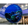 indoor P2.5mm global led display circular led display and outdoor sphere led screen