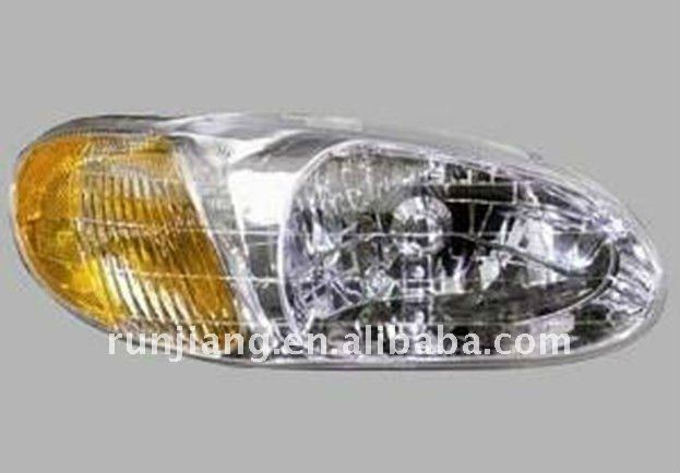 Head Lamp For Hyundai Sephia 0K2AA-51-030