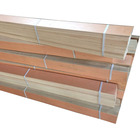 Furniture grade lvl door core and bed slats,poplar lvl bed slat