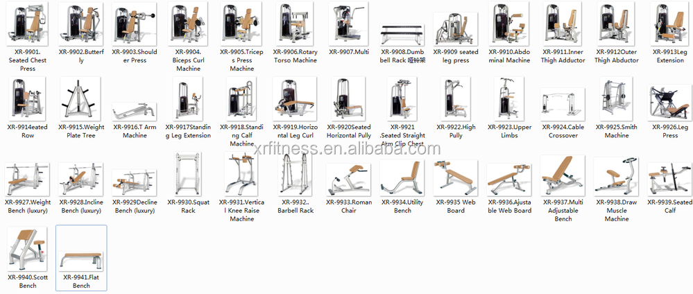 exercises for cable crossover machine