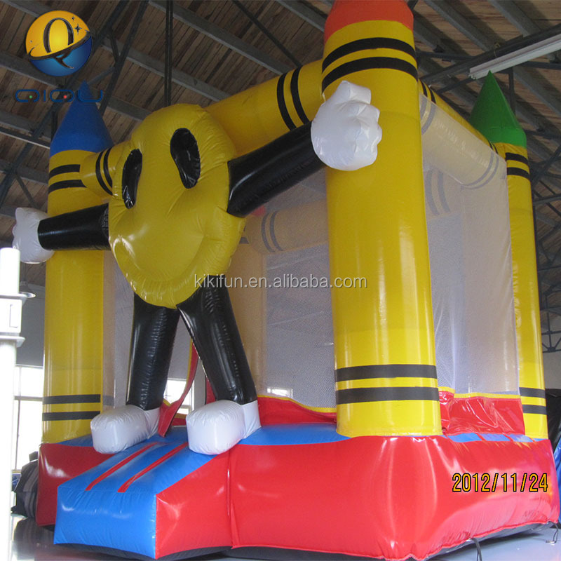 Fast Supplier Family And School Indoor Small Inflatable Bouncy