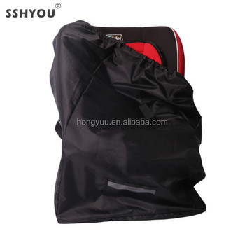 e572e20df0c9 1680d Polyester Kids Car Seat Travel Bag Stroller Bag Gate Check Bag For  Air Travel Carry Baby Car Seat With Padded Backpack - Buy Car Seat Travel  ...