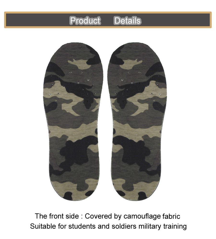 Tela De Camuflaje Zapatos Pad Para Botas Militares Equipo De ...