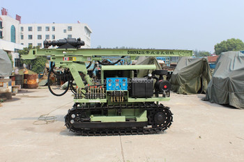 chinese widely-used mineral mine drilling machinery D100YA2